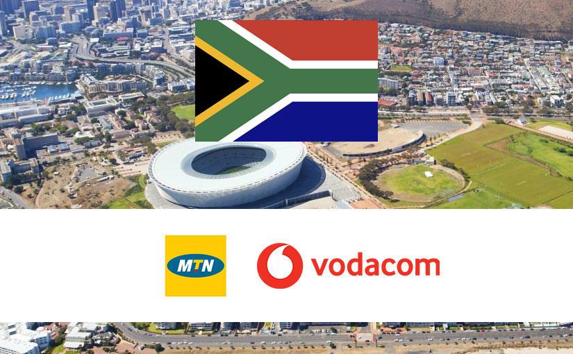 Сим-Карта для Интернета в ЮАР