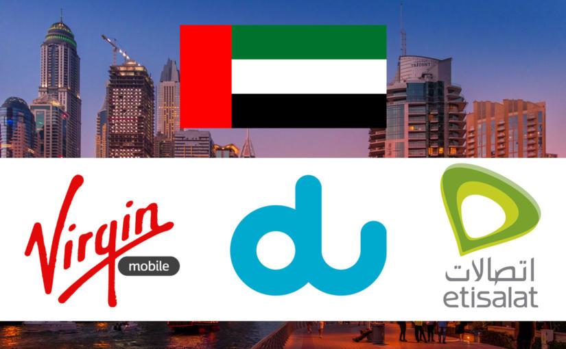 Сим-Карта для Интернета в Эмиратах [Дубай | Абу-Даби]