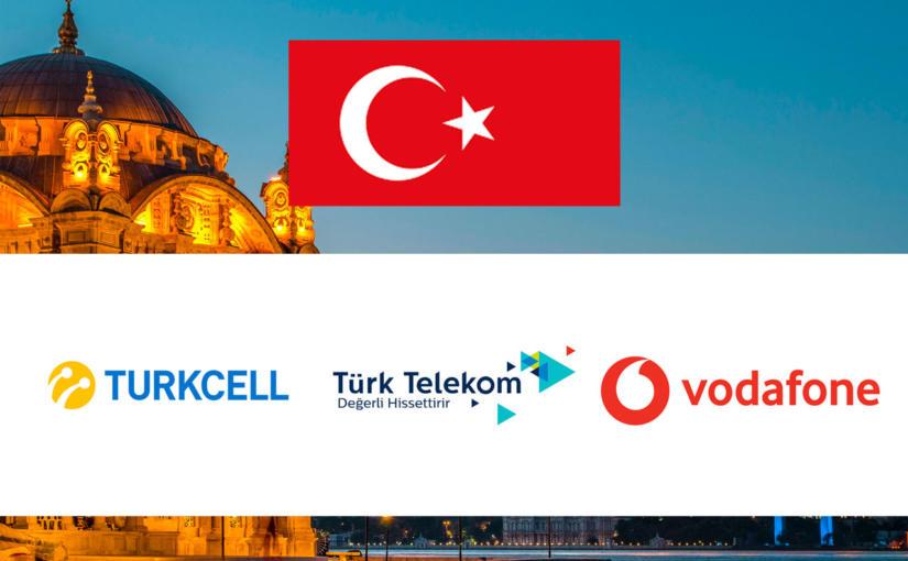 Сим-Карта для Интернета в Турции [Стамбул и не только]